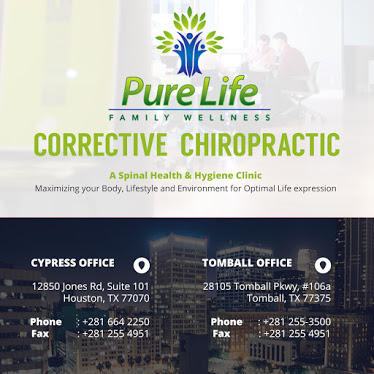 Pure Life Family Wellness Chiropractor