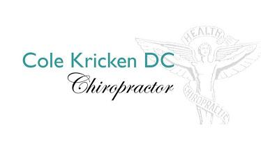 Cole L. Kricken, DC, Dallas Chiropractor