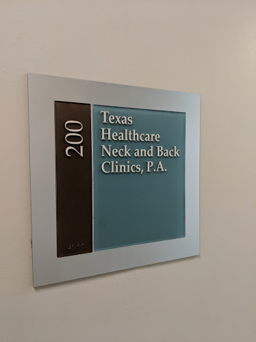 Texas Healthcare Neck & Back Clinics P.A.