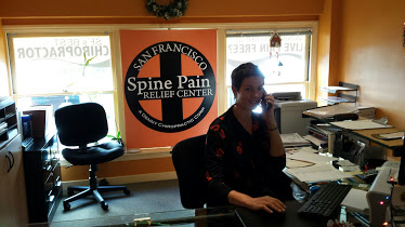 San Francisco Spine Pain Relief Center Denny Chiropractic Corporation.